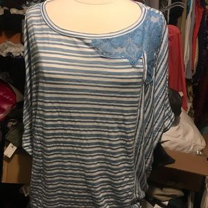 Cute top from Anthropologie